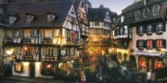 Adventswochenende - Elsass und Schwarzwald