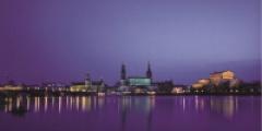 Silvesterreise DRESDEN – Canaletto Blick im Lichtermeer